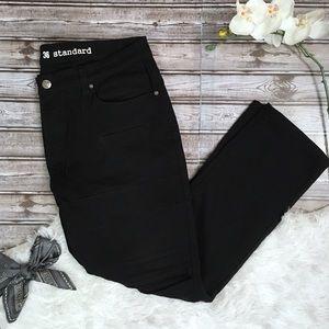 RAW X Standard Distressed Black Denim Jean 36